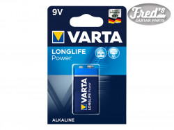 VARTA HIGH ENERGY ALKALINE 9 VOLTS TYPE 6LR61 (SOUS BLISTER)