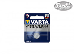 VARTA HIGH ENERGY ALKALINE 1.5V BOUTON (11.6mm DIA X 5.4 H)