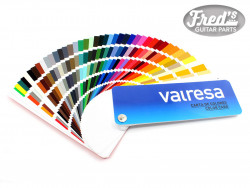VALRESA ECHANTILLON DE COULEURS RAL / RAL COLOR SAMPLES