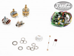 Stratocaster® Mid Boost Upgrade Kit