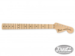Classic Series '72 Telecaster® Deluxe Neck, 21 Vintage-Style Frets, Maple Finger
