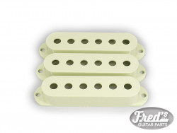 ALL PARTS® PICKUP COVERS FOR STRAT® MINT GREEN SET (3pcs)
