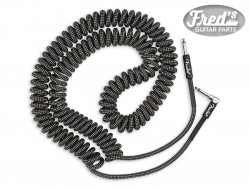 FENDER® PROFESSIONAL SERIES COIL CABLE, TWEED, 30' GRAY
