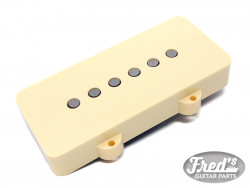 SP CUSTOM JAZZMISTER 62' SINGLE BRIDGE CREME