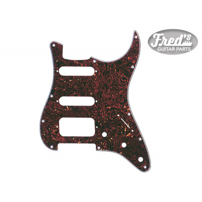 Pickguards & Backplates