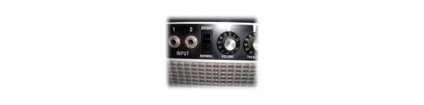 Amp & Case parts