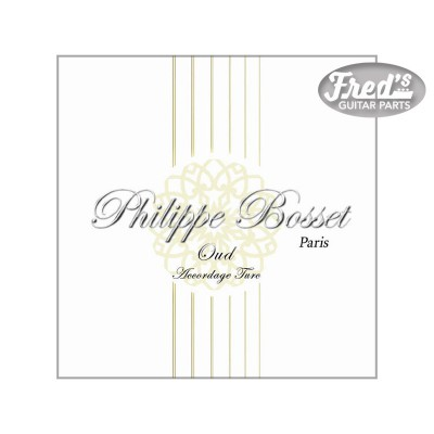 PHILIPPE BOSSET strings