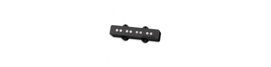 Bass Guitar Pickups & Preamps