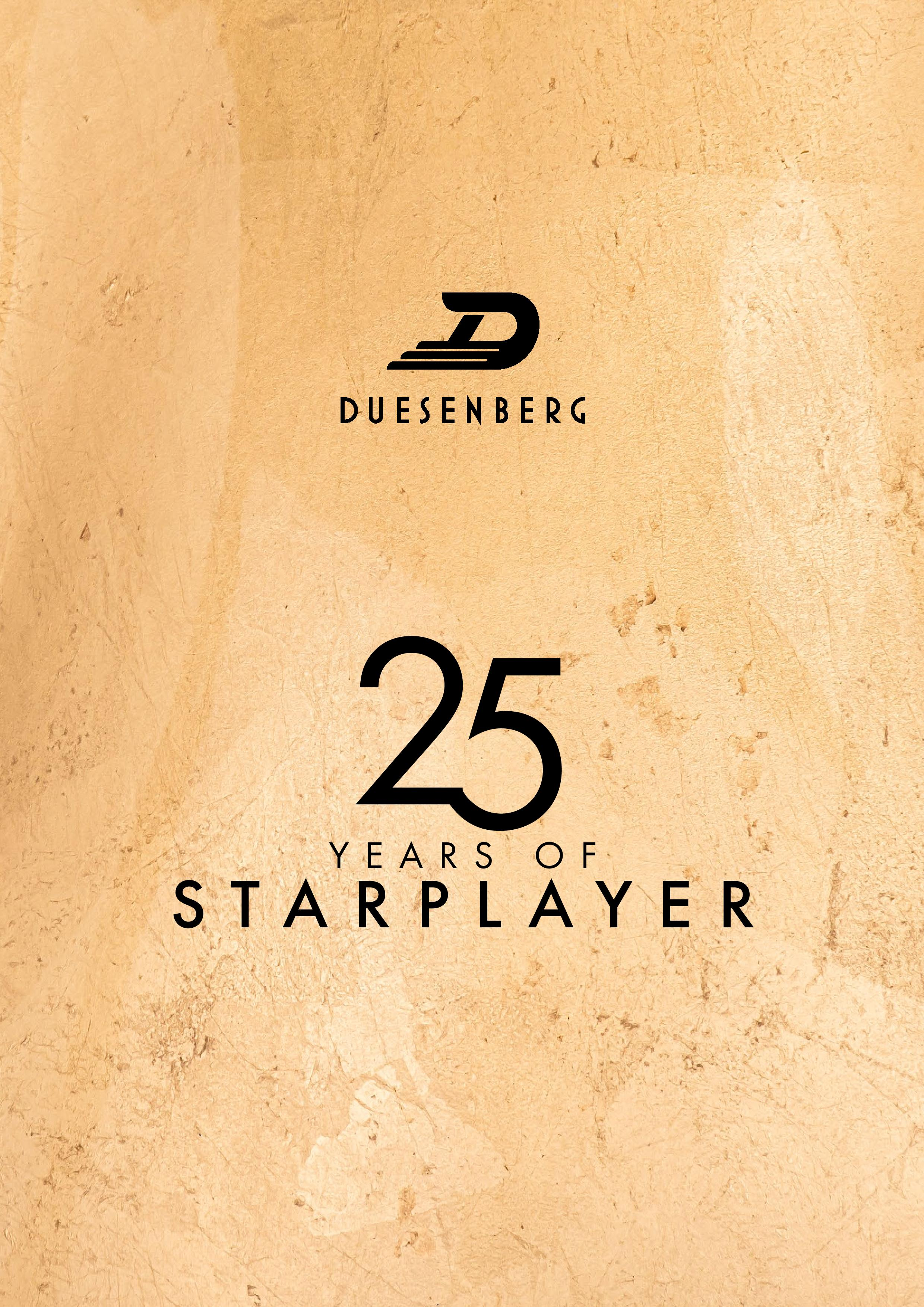 Duesenberg_25thAnniversary_ProductOvervi